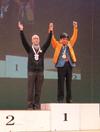 第29回技能グランプリ 1位(金メダル)に芹澤國夫氏(68、静岡)