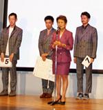 第3回若手育成ビスポークテーラー作品コンテスト 長崎の南部光伸氏が最優秀賞