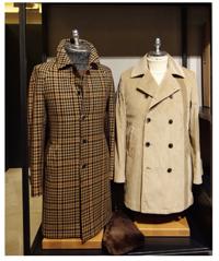 2019-20AW Men's coat 最新トレンド