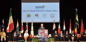 WFMT 2021 テーラーの世界大会は日本へ誘致決定